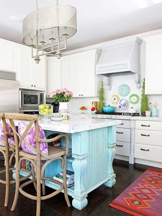 5 Unique Kitchen Backsplashes That Wow