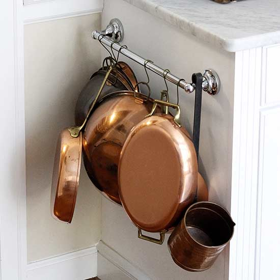 Genius Storage Solutions for Pots and Pans