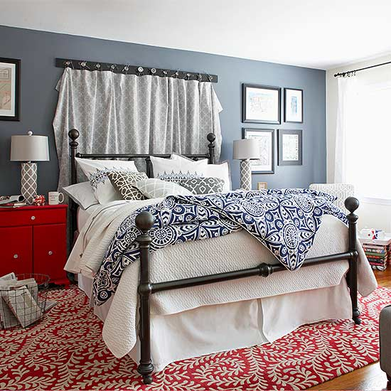 Before & After Bedroom Makeovers