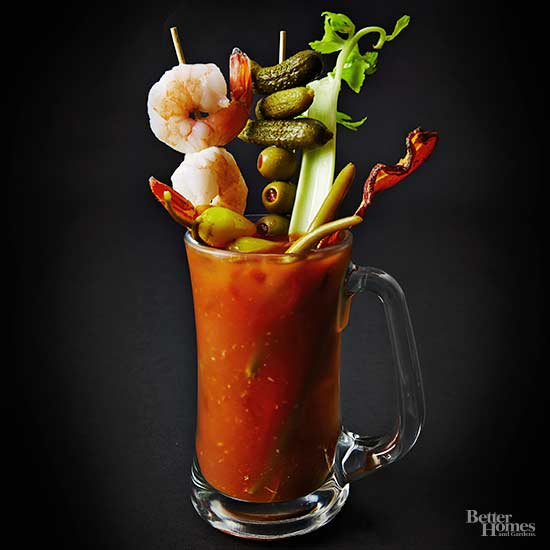 Bloody mary mix for Coctel bloody mary