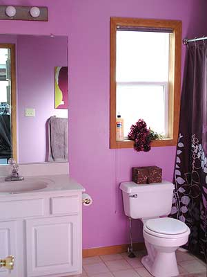 You Wonu0027t Believe This $500 Small Bathroom Makeover