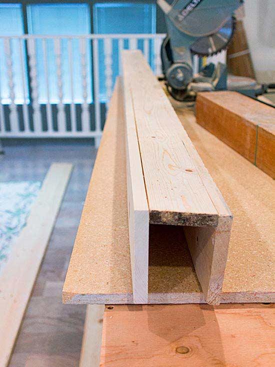 How To Make Rustic Wood Beams