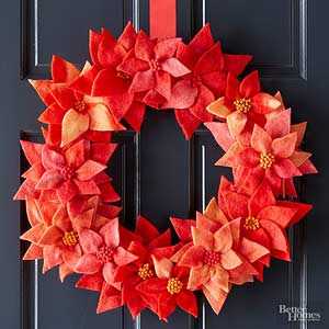 creative christmas wreaths - Best Christmas Decorations