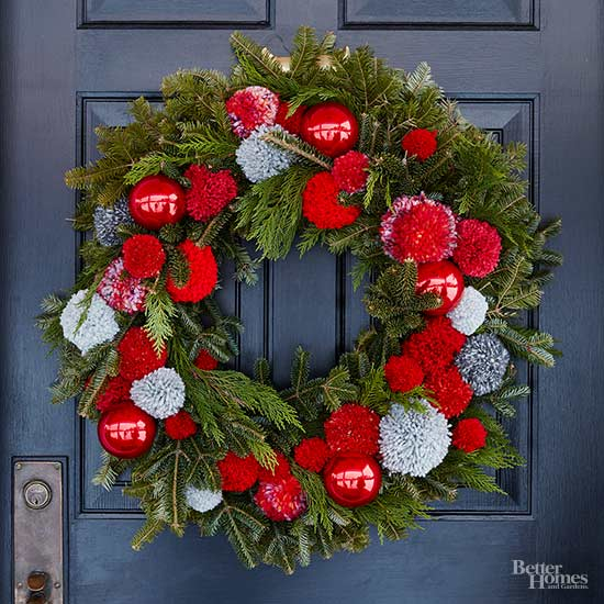 Christmas Wreath Martha Stewart