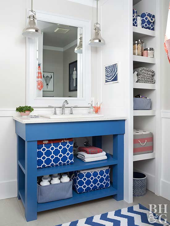 How To Build A Diy Vanity For Less