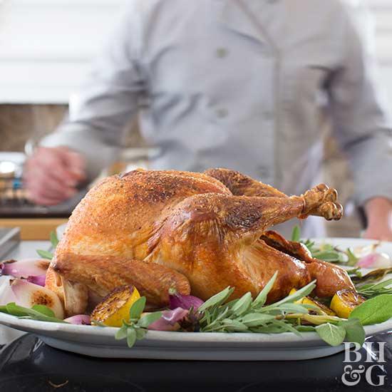 Classic Thanksgiving Menu
