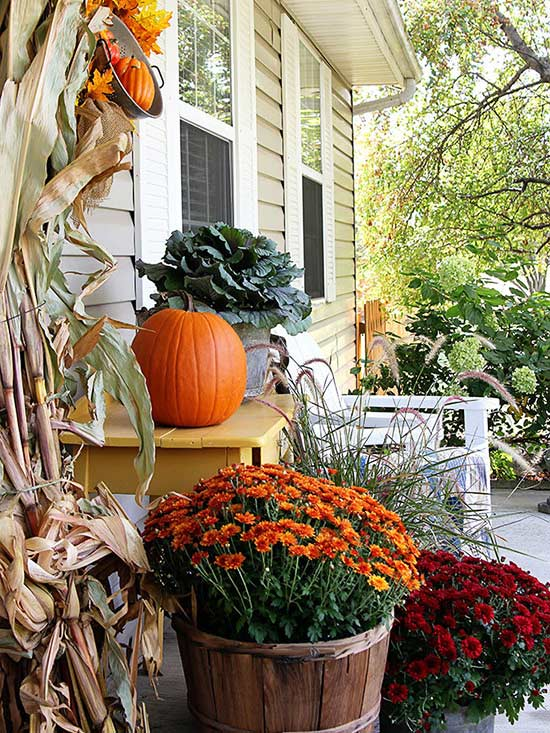 6 Fall Porches We Love
