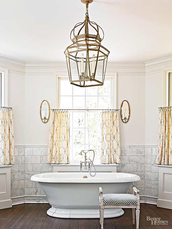 Elegant Beige Taupe And Cream Colored Bathroom Tile: Beige Bathroom Ideas