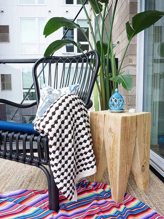 Exceptional DIY Timber Side Table