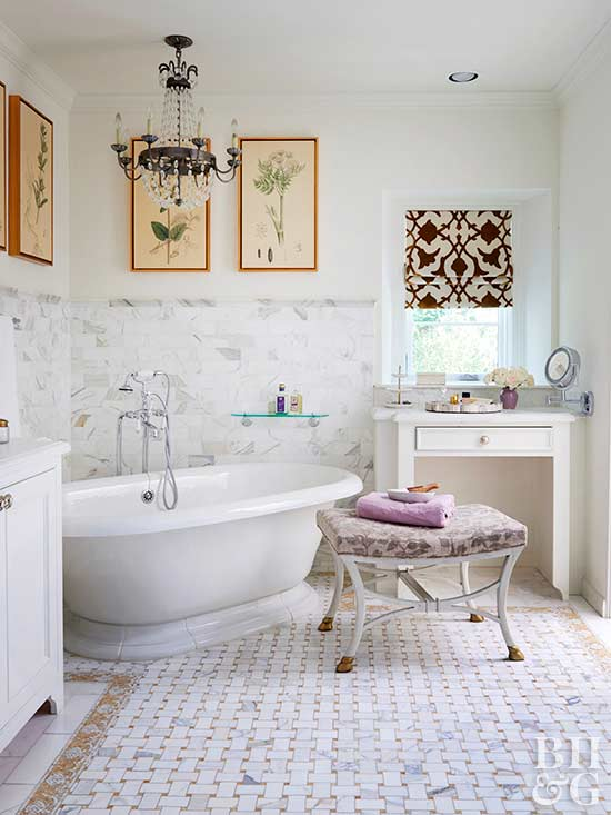 How To Clean Bathroom Floor Amazing How To Clean A Bathroom Floor Decorating Inspiration