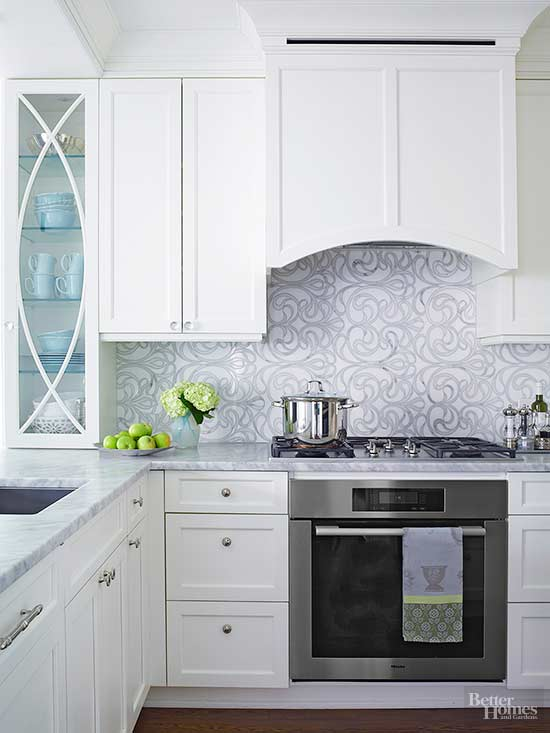 marble backsplash tiles kitchens marble backsplashes 7363