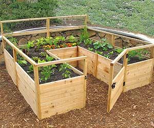 Gardening trends diy raised garden kits you can actually build solutioingenieria Gallery
