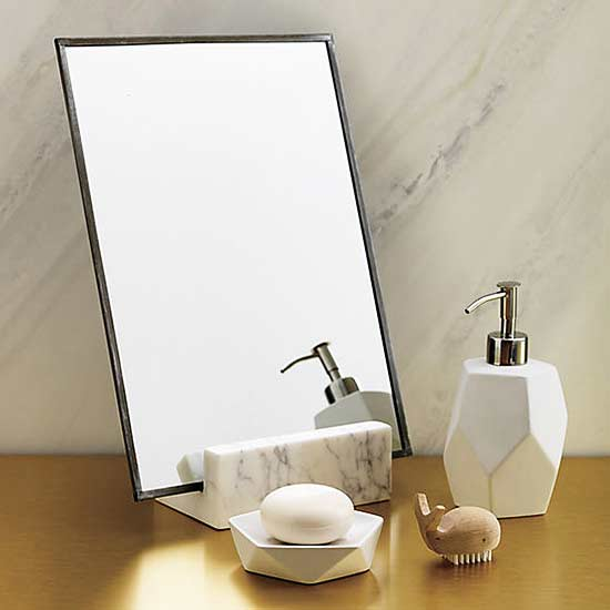 Mirror, Mirror: Bathroom Mirrors That Will Make You Look GOOD