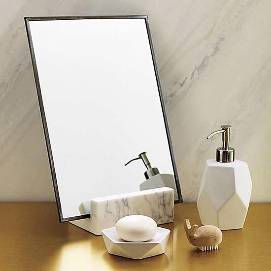 Mirror, Mirror: Bathroom Mirrors That Will Make You Look GOOD