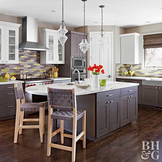 New Kitchen Flooring Trends: Tile Trends