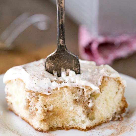 Shh!...It's a Box Cake Mix!