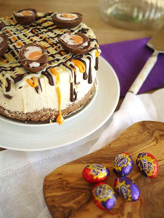 Love Cadbury Eggs? These Desserts Do, Too!