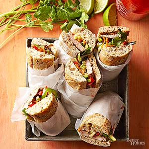 Recipes healthy sandwiches you can make in 30 minutes or less forumfinder Images