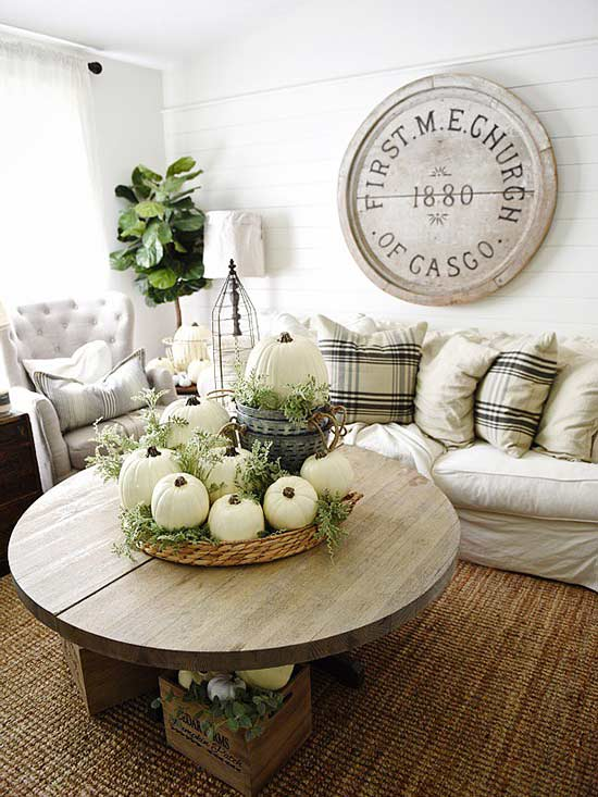 6 Easy Ways To Transition Decor From Summer To Fall