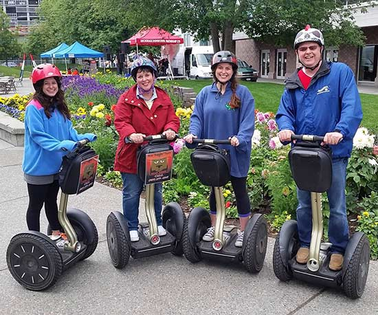 Top 10 Segway Tours in the U.S.