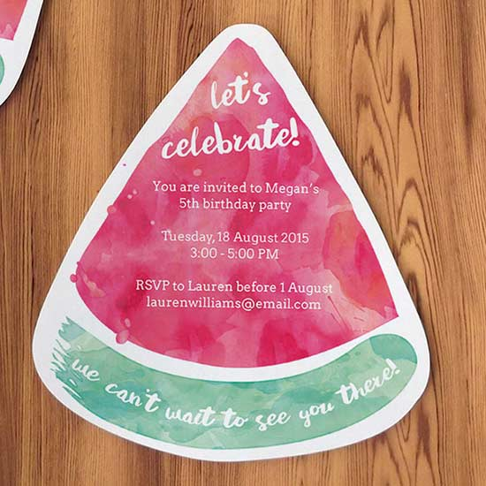 Free Party Invitations You Should Print Right Now