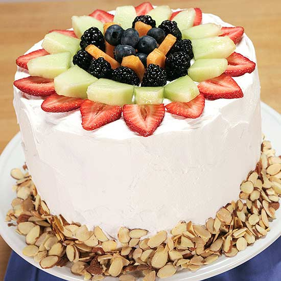 The Watermelon Cake That Will Win Summer