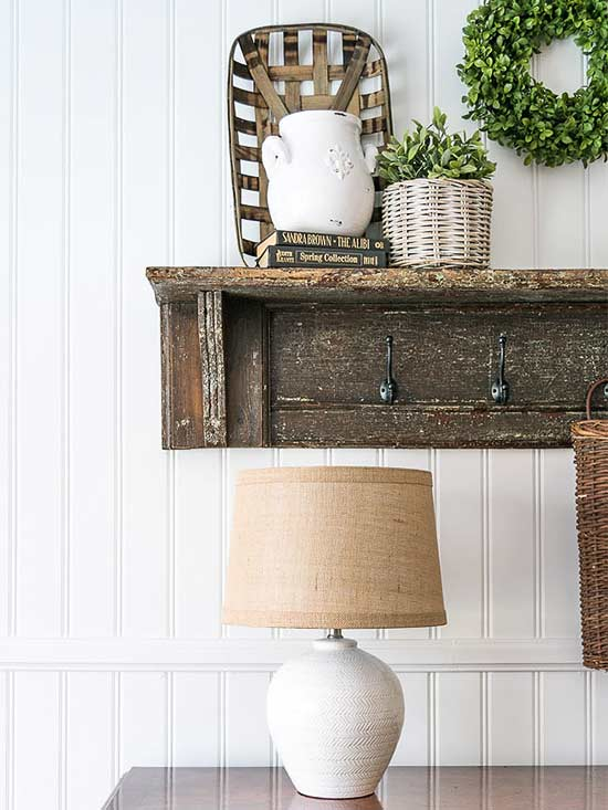 Trends: Decorate with Antique Pieces and Get a Touch Vintage