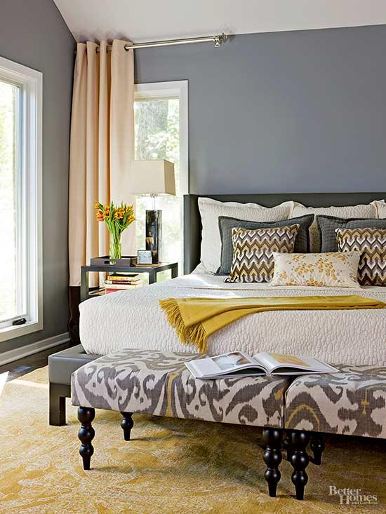 Small Master Bedroom Ideas Better Homes Gardens