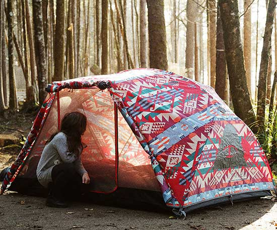 #SquadGoals: The Finest Glamping Gear for Your Girls' Getaway