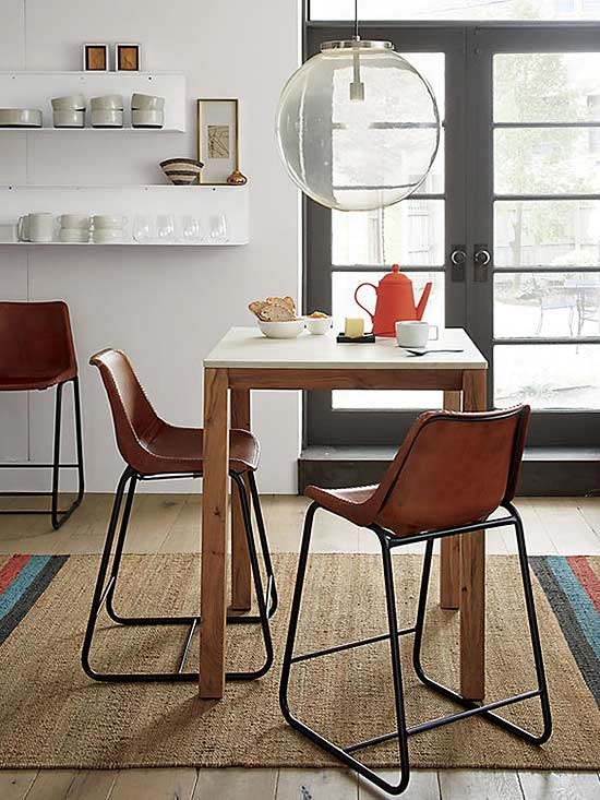 Table for Two? Small Kitchen Tables for Cozy Spaces