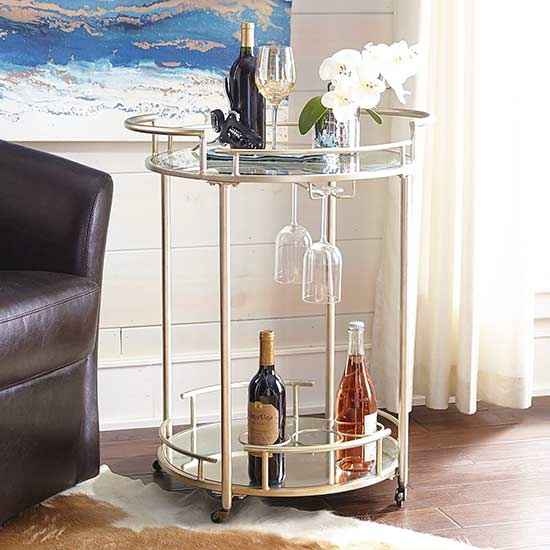 Bar Cart on a Budget: Rolling Out Our Favorite Picks