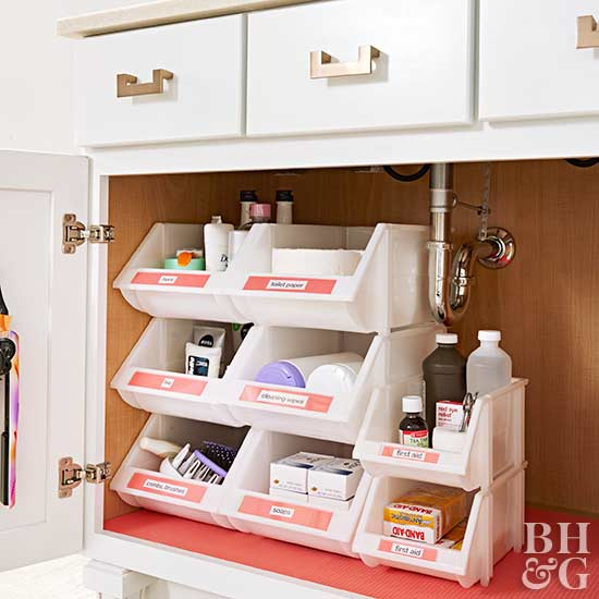 7 Incredible Bathroom Organization Ideas to Help You Declutter