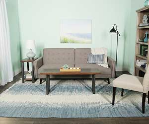 Find The Right Rug Size For Your Room