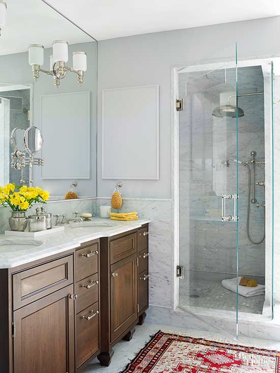 Find Space For Your Bath