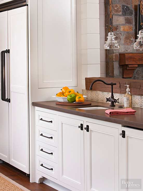 Easy-to-Clean Kitchen Design Tips