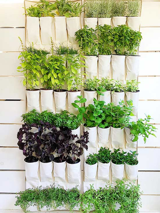 Bon This Simple, Inexpensive Version Of A Vertical Garden Is From Farm And  Foundry. Your Shoe Collection Is About To Get Real Messy, Because Youu0027re  Going To ...