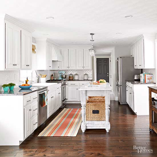 19 Budget Friendly Kitchen Makeover Ideas: Summer Cleaning Tips