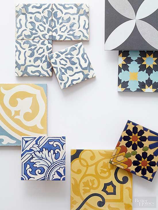 Gorgeous Decorative Tile Ideas