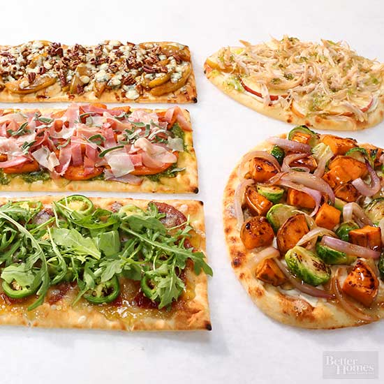 5 Must-Try Flatbread Pizza Toppings
