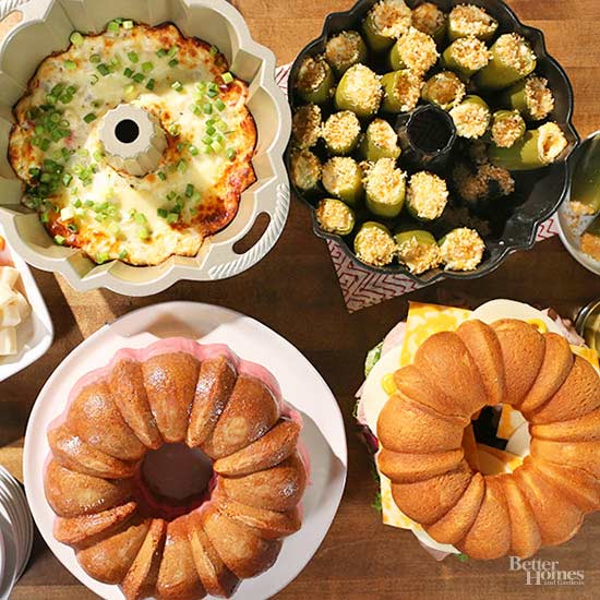 4 Party-Ready Bundt Pan Ideas