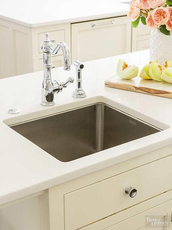kitchen sink basics  rh   bhg com