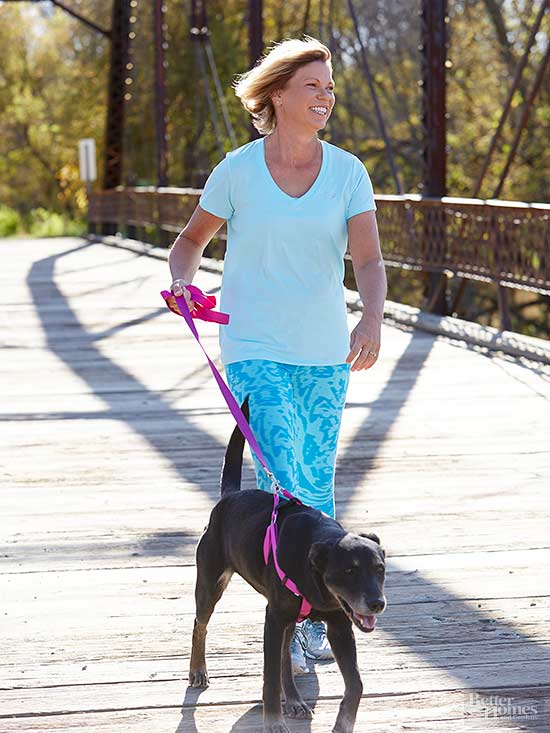 Why Walking Is Good for Back Pain