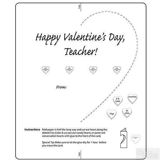 Cards for Teacher