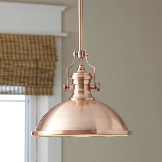 12 Pendant Lighting Picks for Your Kitchen Island