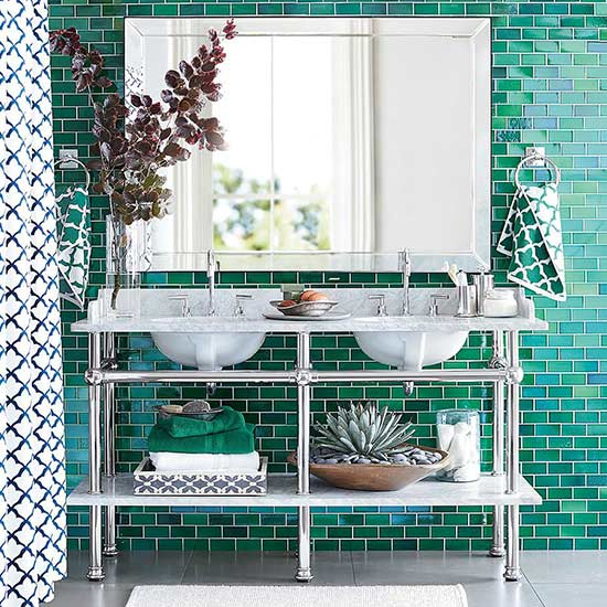 Bathroom Vanities So Pretty You'll Never Want To Leave