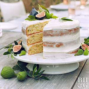 Zucchini Olive Oil Cake Better Homes And Gardens