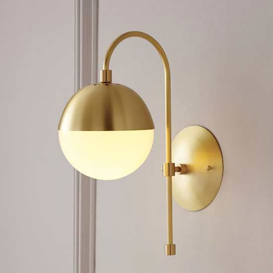 Turn on the Style with These Pretty Wall Sconces