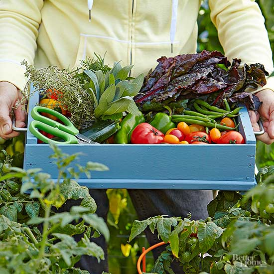 How to Make Your Own Harvest Tote