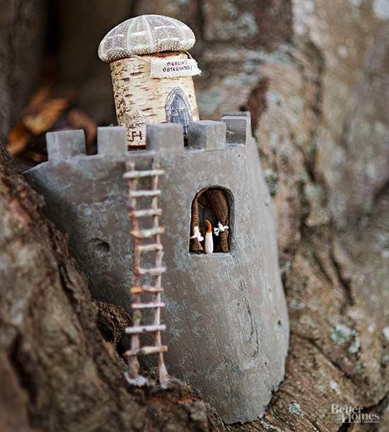 Gnome In Garden: Kid-Friendly Fairy Gardens