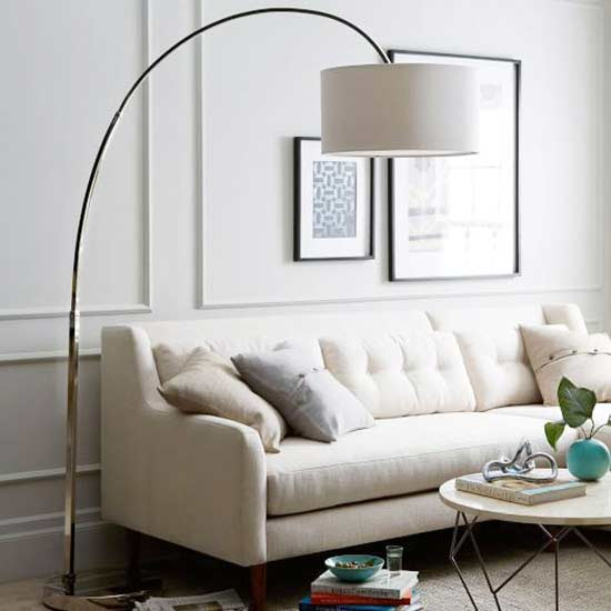 What a Bright Idea! Floor Lamps for Every Space